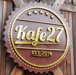 kafe 27 kawasaki logo