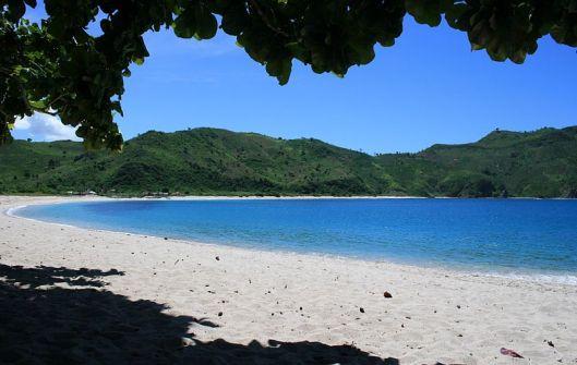 Lombok_Mawun_Beach
