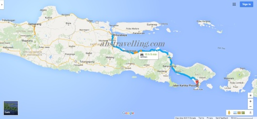 road trip to denpasar bali