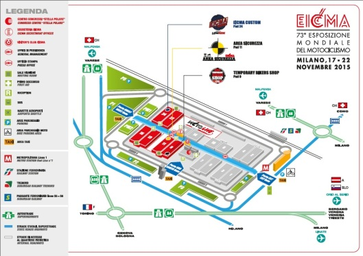eicma 2015 floor plan