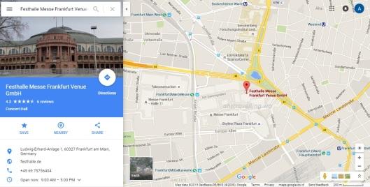 festhalle messe venue maps