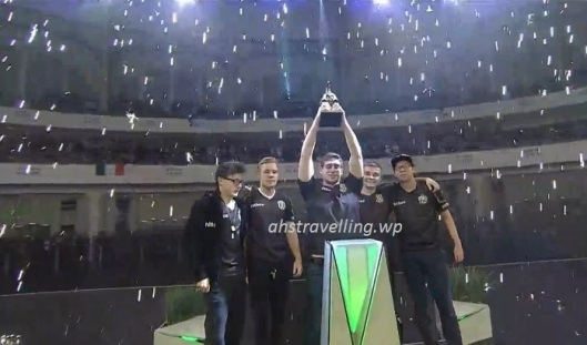 frankfurt major og the champion