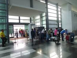 ninoy aquino international airport x ray