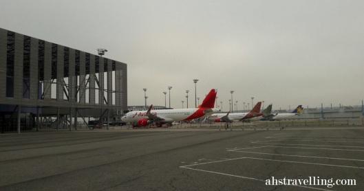 airbus factory - ready aircraft