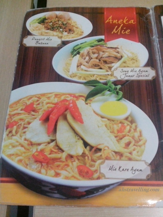 mie mapan menu mie