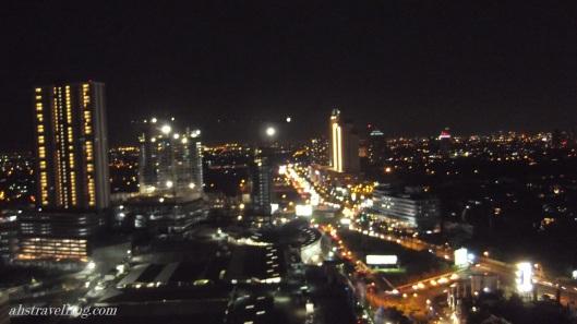ascott nightview from 28th floor