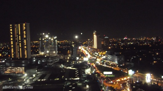 ascott nightview from 28th floor