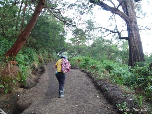 kawah ijen - hiking