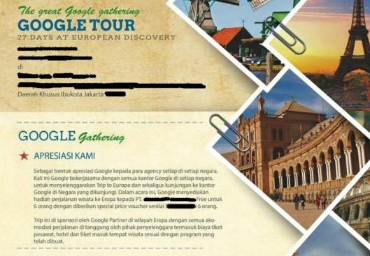 google european tour - edited