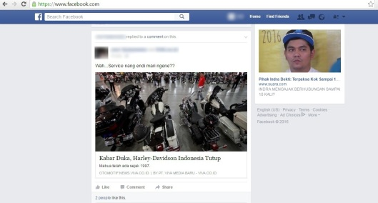 mabua harley davidson indonesia tutup