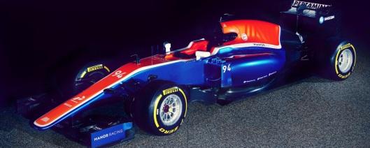 manor racing - car