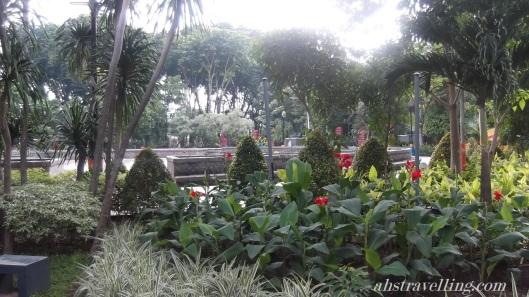 taman bungkul