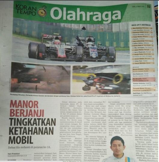 manor racing menyesal
