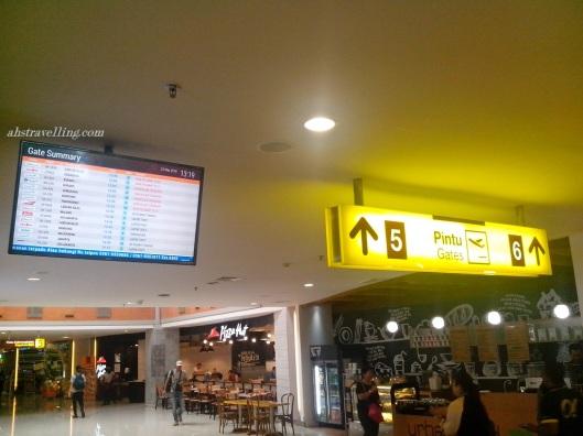 ngurah rai airport - gate5