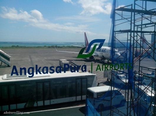 ngurah rai airport - view