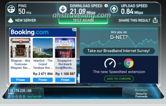 andromax 21Mbps