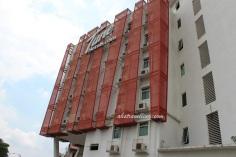 tune hotels danga bay johor bahru - front