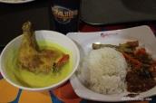 universal studios singapore - nasi lemak