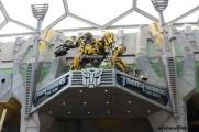 universal studios singapore - transformer the ride