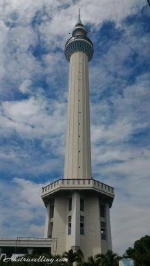 Masjid Al-Akbar Surabaya -- Tower