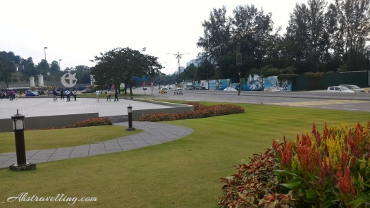 Laman Mahkota Istana Bukit Serene
