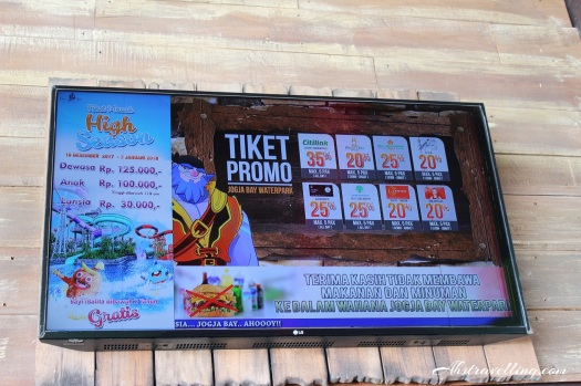 jogja bay - ticket box