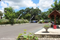 jogja bay - vehicle entry