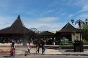 jogja - prambanan main entrance