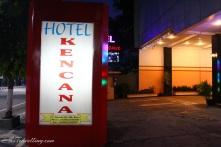hotel kencana blora - depan