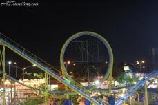 suroboyo carnival park - bledek coaster the ride